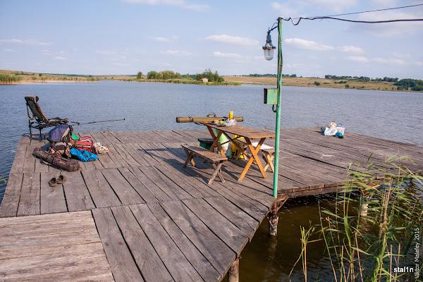Це наше місце рибалка - пірс номер нуль