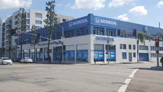 Profile Cover Photo. Profile Photo. Honda Of Downtown Los Angeles