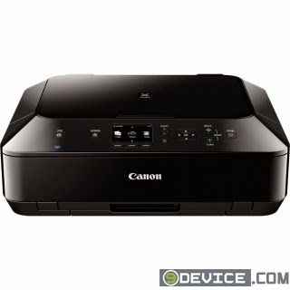 pic 1 - the right way to save Canon PIXMA MG5450 printing device driver