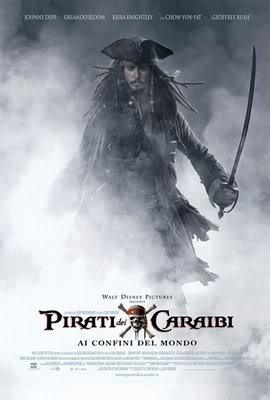 Pirati dei Caraibi, ai Confini del Mondo