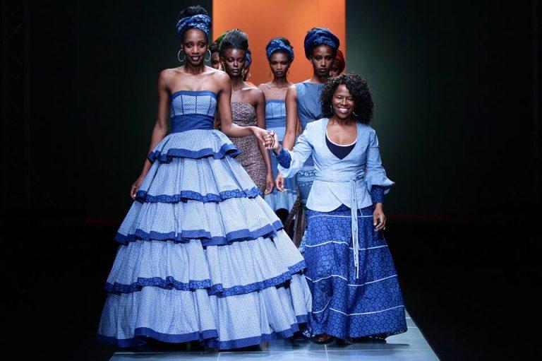 Traditional Shweshwe Dresses 2018 African Traditional Clothing 17