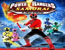 مشاهدة فيلم Power Rangers Samurai: A New Enemy