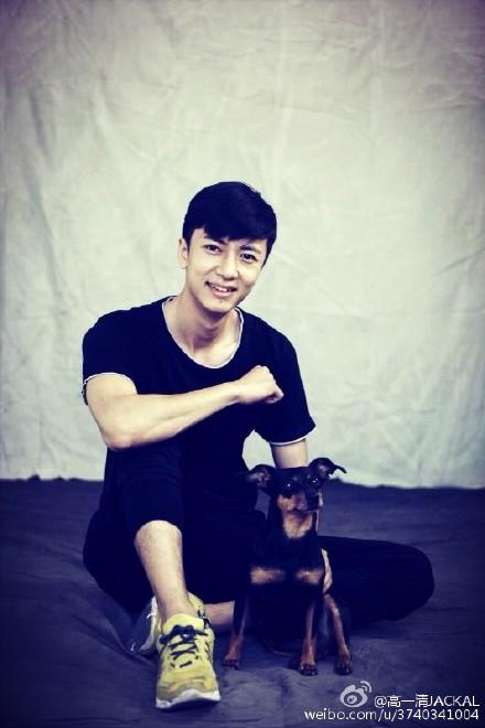 Jackal Gao Yiqing China Actor