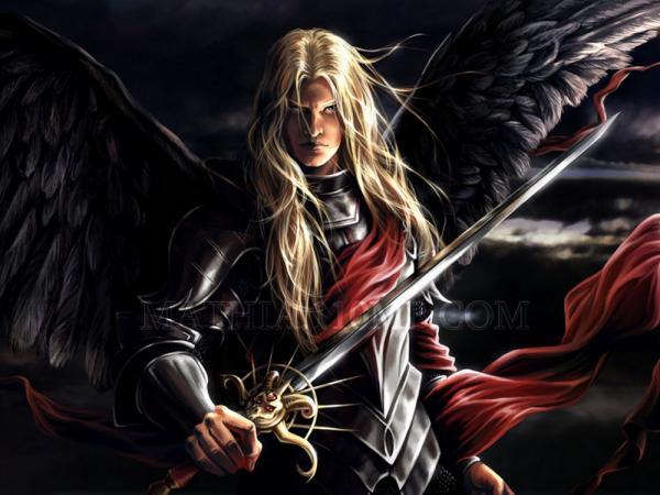 Black Angel Of War, Magick Warriors 3