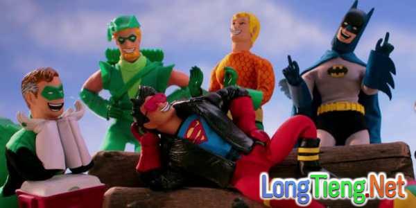 7 chi tiết không-thể-không-biết về The LEGO Batman Movie - Ảnh 1.