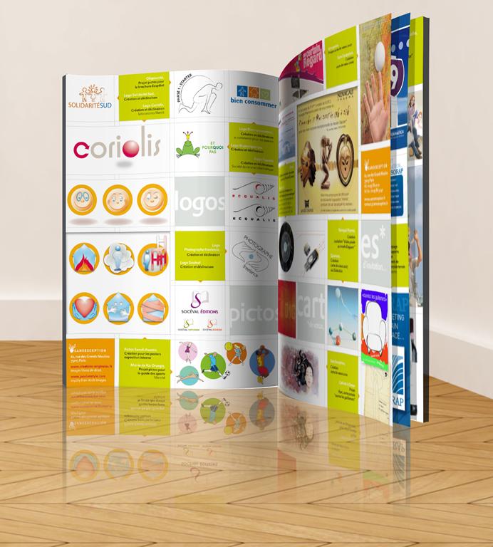 création brochures sur mesure // paris +33 06 8528 9977