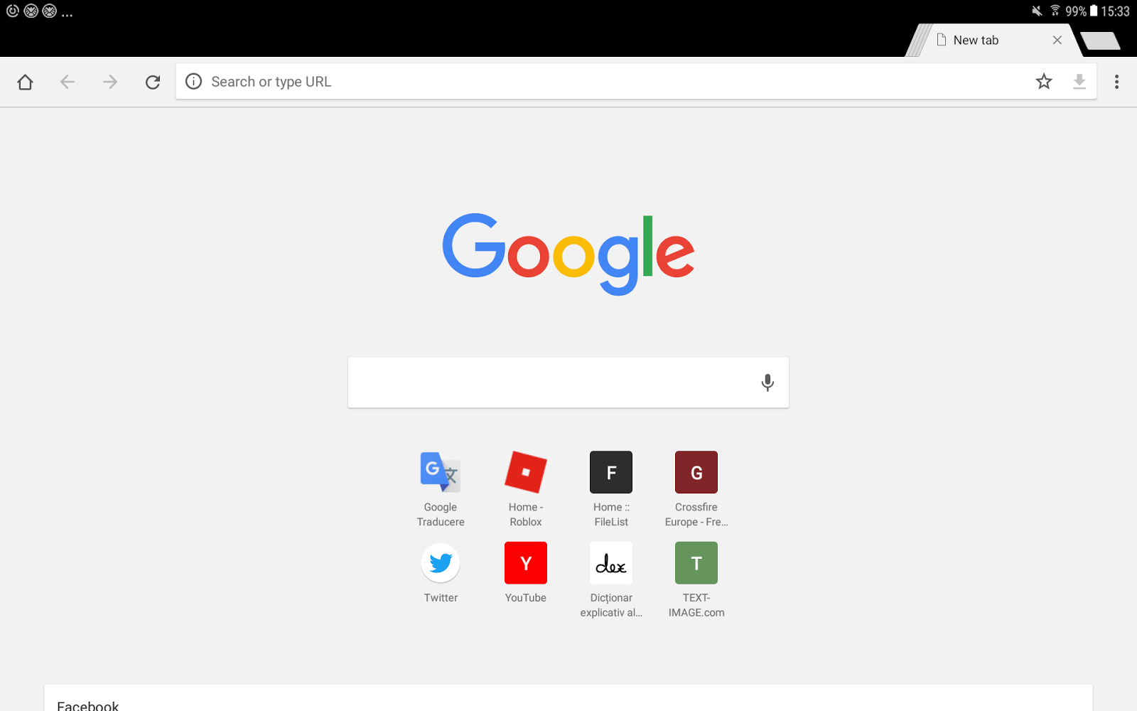 Open tabs glitch (the tab bar) - Google Chrome Help