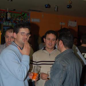 Comida Anual 2009 en El Botellon -Agosto 2009-