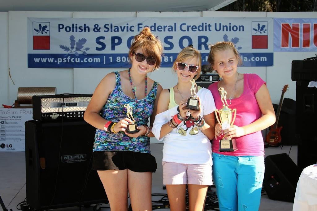 PiknikStatenIsland2010 Awards CeremonyAdaAugustyniak Agnes; Alexandra Nowobilski