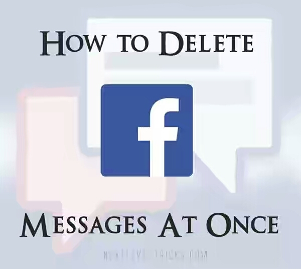 how to delete facebook posts all at once
