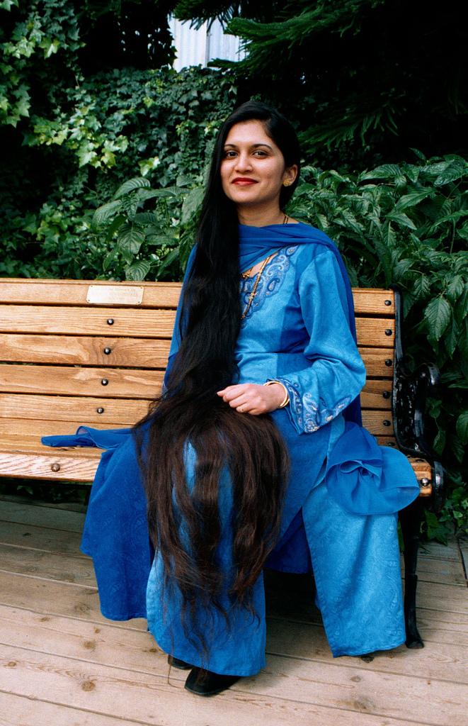 Longhairgirls Very Long Hair Indian Women-8661