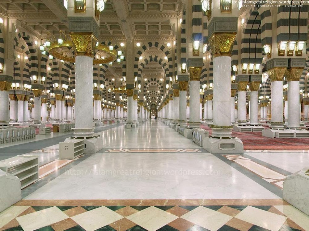 The Prophet S Mosque Masjid E Nabawi