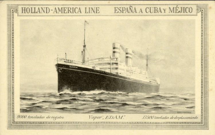 Ephimera de la linea de HAL a Centroamerica. Foto State Library of NSW.jpg