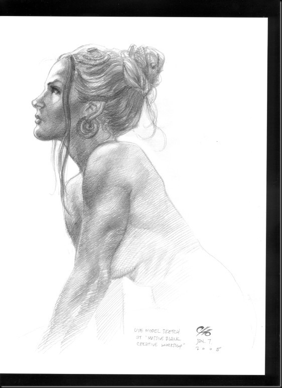 [Frank Cho] Women - Selected Drawings and Illustrations_854057-0109