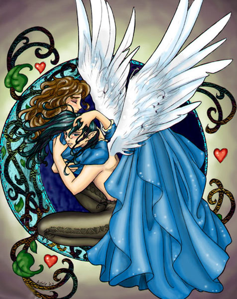 *** ANGELES *** ElfWoods_5