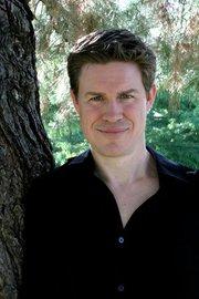 Brian Moreland Author Portrait, Brian Moreland