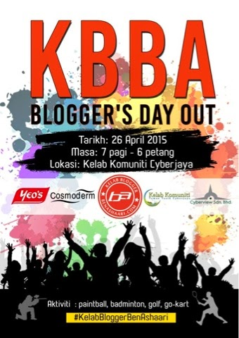 KBBA Blogger's Day Out 2015