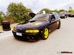 Nissan 200SX Drift Car