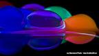 Murmeln aus Wasser - Jelly Beans by Bernhard Plank