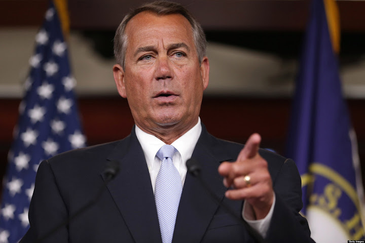 Boehner: Cruz is a 'miserable S.O.B.'