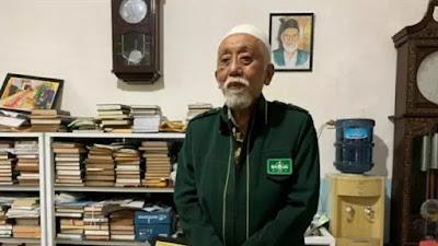 Tokoh Ulama Banten KH. Abuya Muhtadi : Calon Kapolri Komjen Sigit Dekat dengan Ulama dan Masyarakat