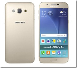 Samsung Galaxy A8 (2016) for All details