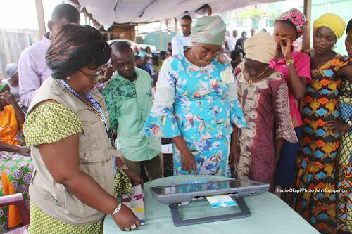 La CENI forme ses techniciens sur la machine à voter