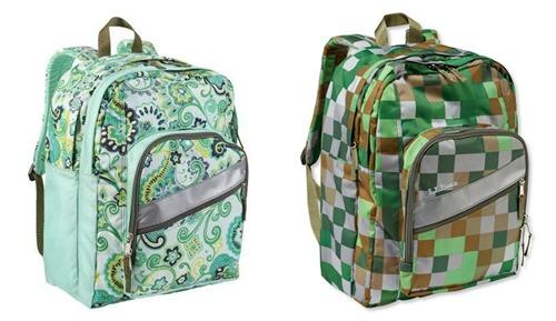 LLBean backpacks