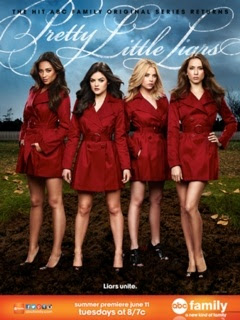 Baixar Pretty Little Liars 4ª Temporada Dublado