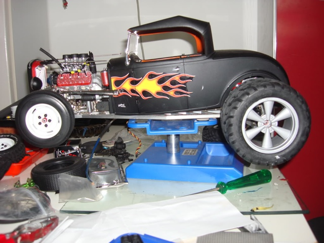 Traxxas Rustler Drag Car Pictures | RC Drag Racing Pictures