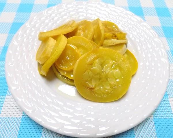 Candied Squash --- Yum Yum!!! Recipe