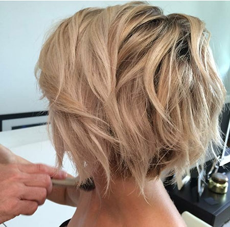 20 Short Bob Hairstyles 2017 2018 Fashion 2d
