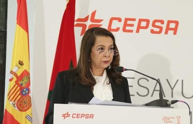 La embajadora de Marruecos en Madrid abandona España.