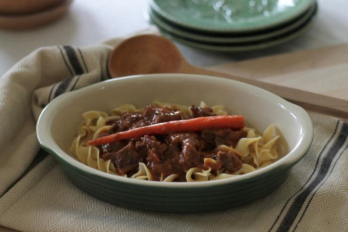 Beef Bourguignonne by homework - carolynshomework (7)