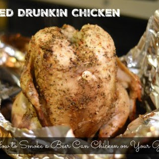 How to Smoke a Beer Can Chicken
