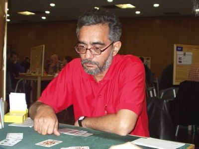 2008 Winter Nationals - K.R. Venkataraman Chennai