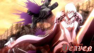 Claymore - Ep 10