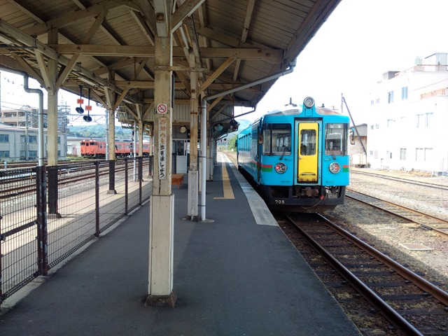 京都丹後鉄道豊岡駅