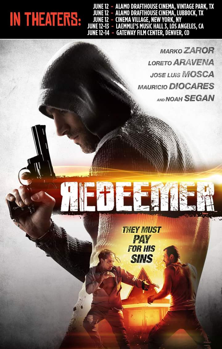 Chuộc Tội - Redeemer (2015)