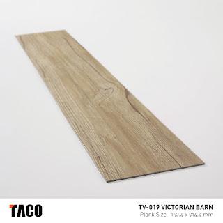 Vinyl Taco TV-019 Victorian Barn