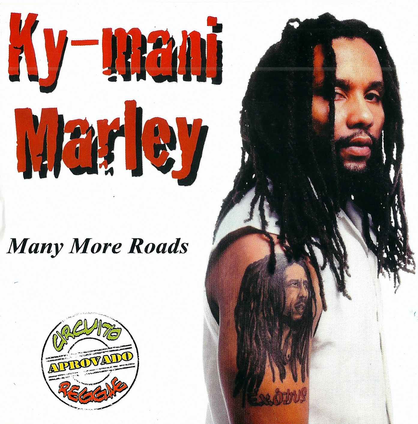 Ky Mani Marley Image Quotes: Silvânio Rocker's: 26/02/2011