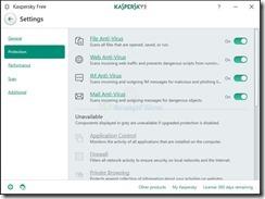 برنامج أنتى فيرس مجانى Kaspersky Free 18.0.0.405 للويندوز أحدث إصدار 2017 -1