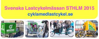 Wall Lastcykelmässa STHLM 2015