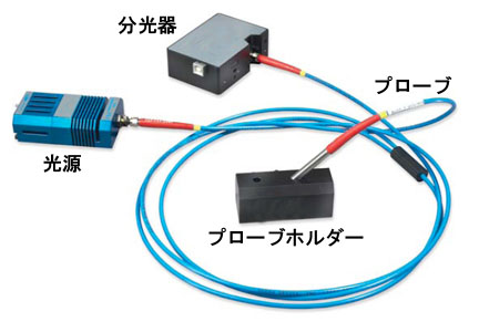反射光測定用プローブ