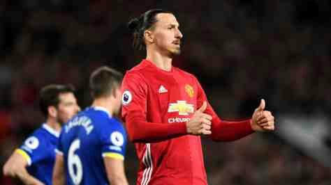 Manchester United vs Everton Match Highlight