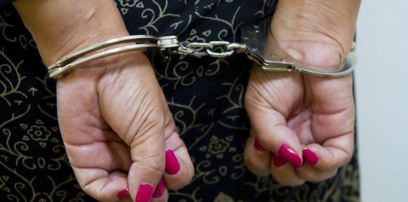 mulher-e-presa-apos-tentar-entrar-em-presidio-com-droga-escondida-na-vagina-para-o-marido