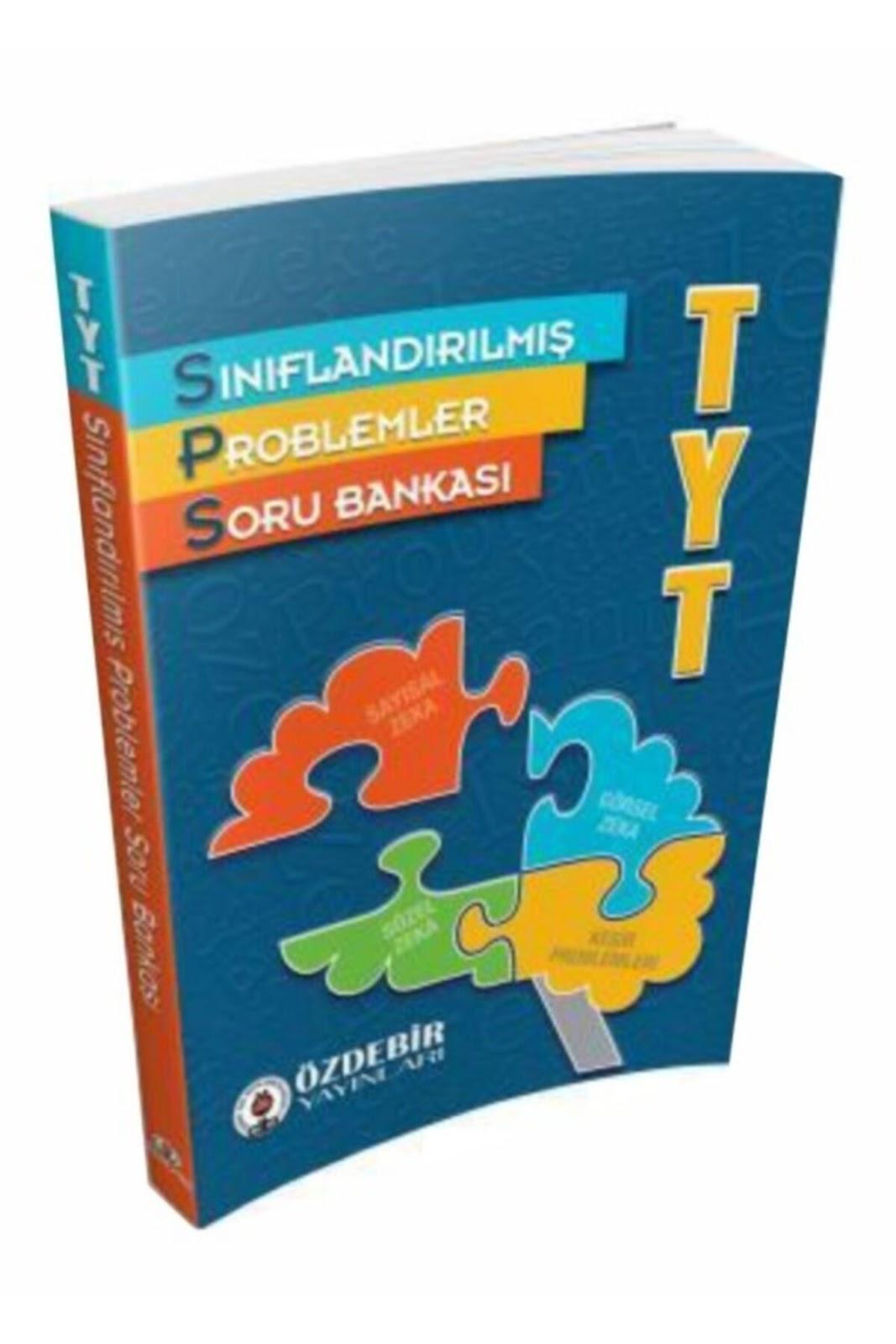 Özdebir Yayınları - TYT Matematik - SPS