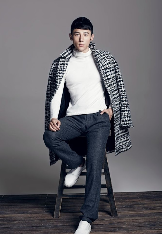 Ding Yi China Actor