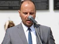 06 Štefan Gregor, Ipolyság polgármestere köszönti az egybegyűlteket.JPG