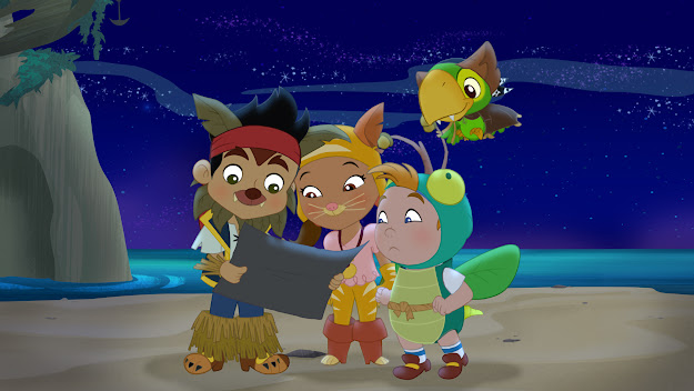 Photo Jake And The Never Land Pirates